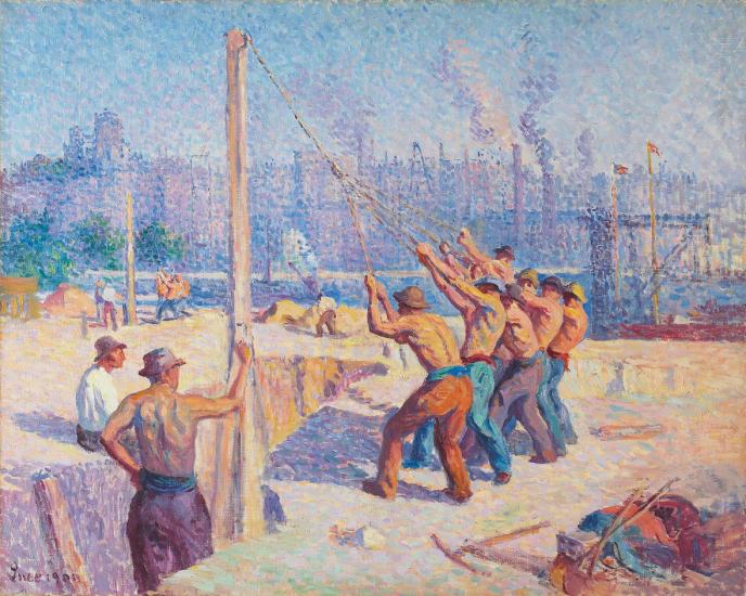 Photo of امپرسیونیست ها در گالری هنر اونتاریو
