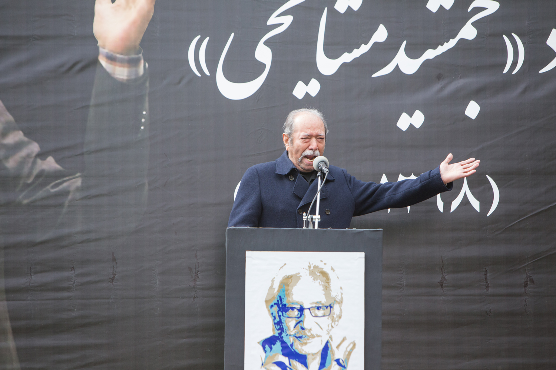 Photo of خداحافظی با جمشید مشایخی