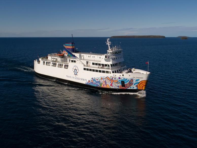 Photo of تورنتو به نیاگارا با کشتی
