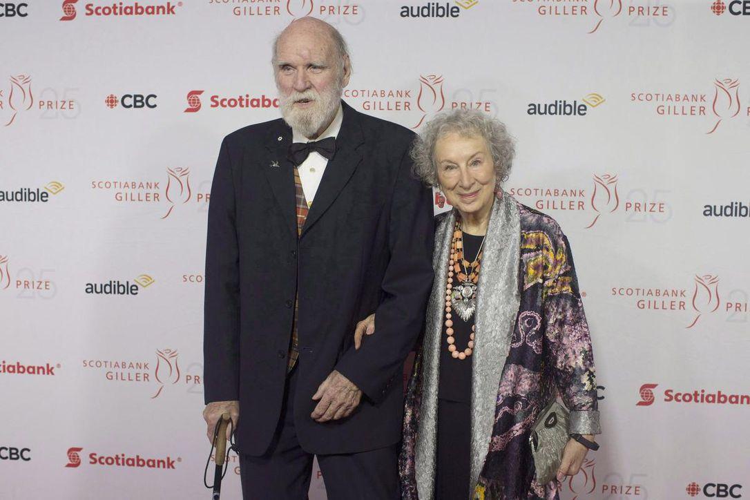 Photo of گرام گیبسون نویسنده و شاعر تورنتو درگذشت