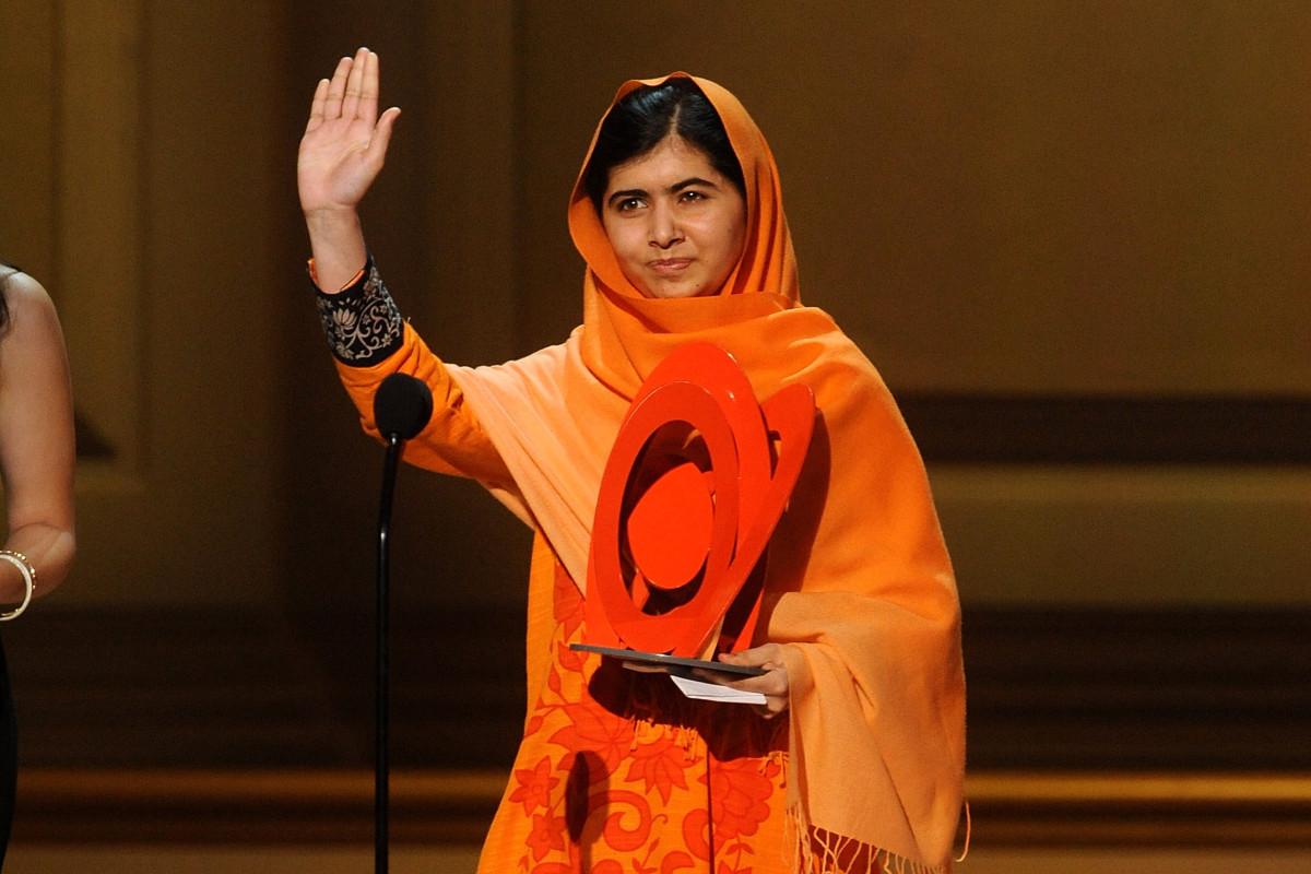 Photo of ملاله درس بدهد اما بدون روسری