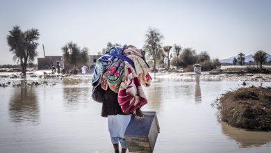 Photo of سیل در سیستان و بلوچستان