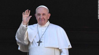 Photo of پاپ فرانسيس : جهنم، طوفان نوح، داستان آدم و حوا افسانه هستند