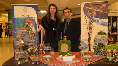 Photo of Nowruz celebration through the internet