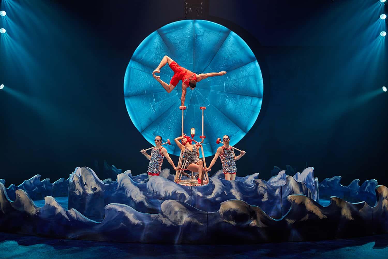 Photo of کرونا Cirque du Soleil را ورشکست کرد